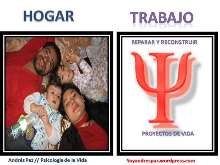 HOGAR Y PSICOLOGIA